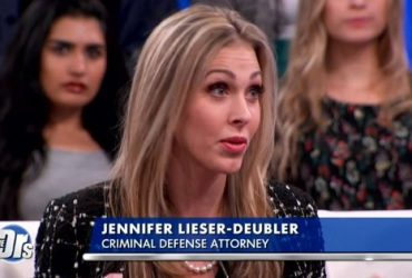 "Jennifer Lieser-Deubler makes an appearance on ""The Doctors"" TV Show"