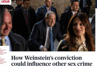 Partner Richard Kaplan talks to PBS News Hour about the impact of the Weinstein conviction on future sex crime prosecutions.